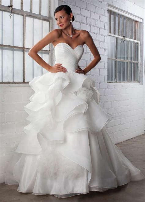 Couture Bridal Gowns by Bridal Gowns Jacqueline S Bridal