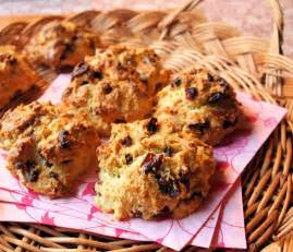 not so naughty cranberry rock cakes buns for a healthy baking challenge lavender and lovage