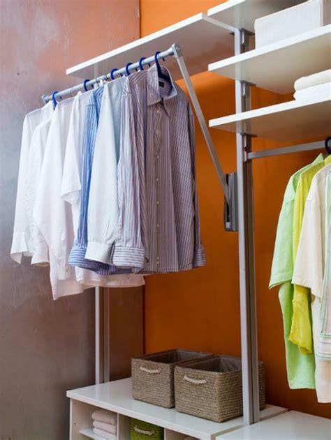 ideen einrichtung ankleidezimmer offene kleiderschranksysteme 30 wundersch 246 ne ideen