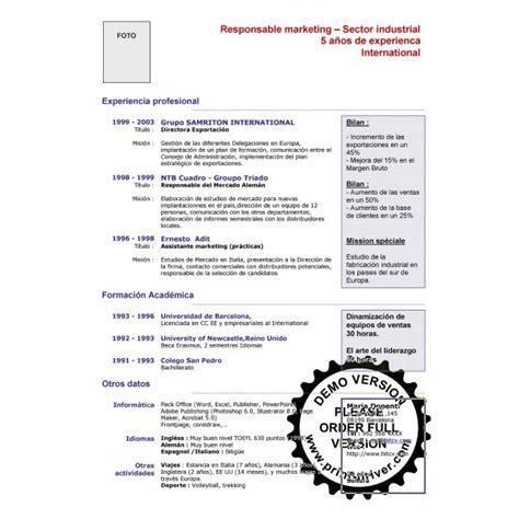 Plantillas De Curriculum Vitae Modernas Curriculum Vitae Plantilla New Calendar Template Site