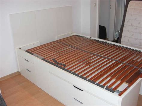 ikea hack queen bed storage ikea hackers stolmen bed small apartment ideas