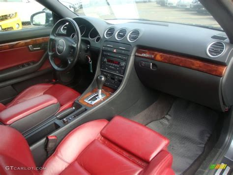 2004 Audi A4 Interior by 2004 Audi A4 3 0 Quattro Cabriolet Interior Photo