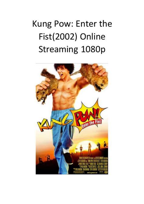 film komedi live stream kung pow enter the fist 2002 online streaming 1080p film