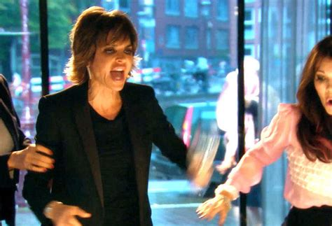 seattle lisa rinna haircut the real housewives of beverly hills amster dayum tubular