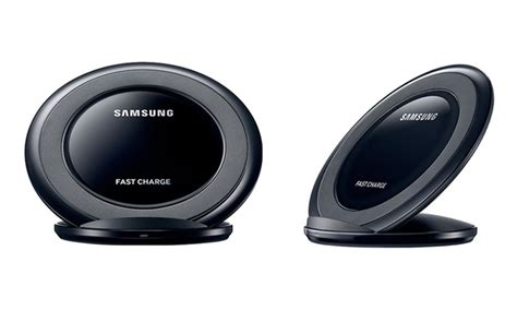 Samsung Fast Charge Wireless Charging Stand Original samsung wireless charging stand groupon goods