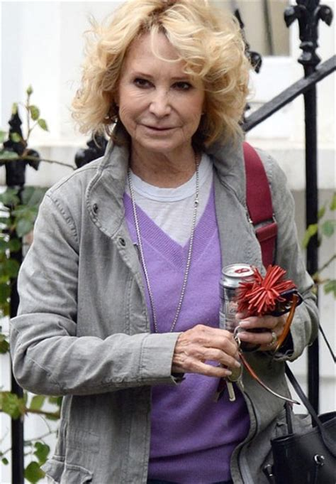 felicity kendal style felicity kendal joins the pro ageing revolutionaries