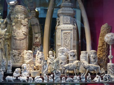 Search Warrant Hong Kong Merchants Of Ivory In Hong Kong Still Sign Elephant Warrants