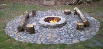 Awesome Backyards On A Budget Budget Diy Backyard Fire Pit Ideas Fire Pit Design Ideas