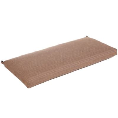 bench replacement cushions hanamint 3 quot thick bench replacement cushion by casual cushion corp