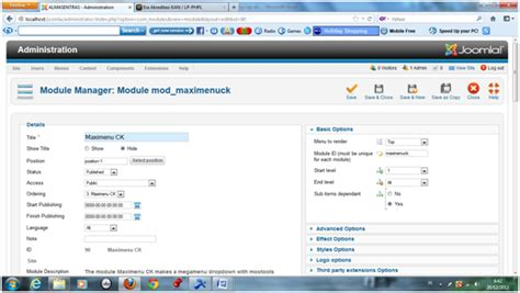 membuat drop down menu joomla 1 5 wongsamin blog cara membuat menu drop down di joomla 2 5