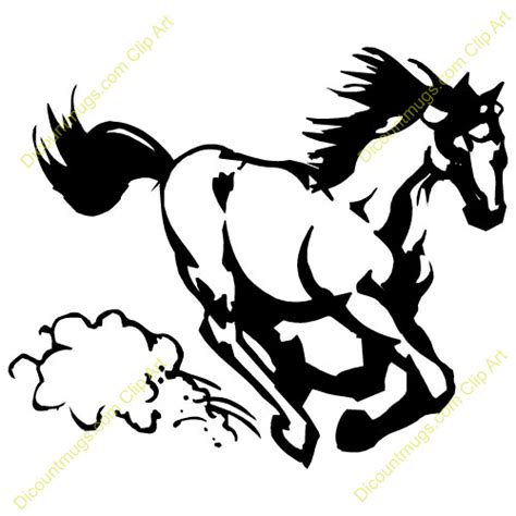 mustang clipart mustang clip cliparts