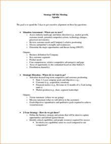 6 agenda outline divorce document