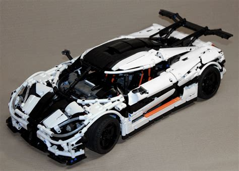 Lego Technic Auto by Lego Technic Koenigsegg One 1 The Lego Car Blog