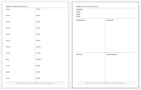 printable daily journal sheets 4 best images of printable daily journal sheets free