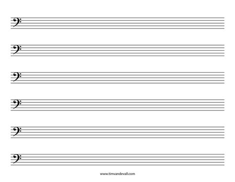 this manuscript paper includes eight rows of five line musical staff