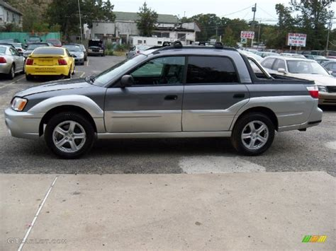 baja subaru impreza 2005 subaru baja reviews and rating motor trend new cars