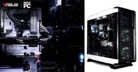 Ncix Giveaway - ncix q a and asus anniversary giveway edge up