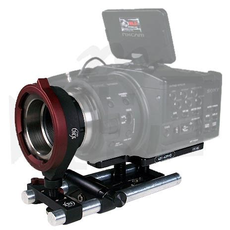 16x9 sony e mount to pl adapter mld equipment rental