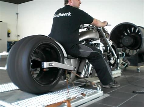 world rubber st bike with worlds tire dyno run