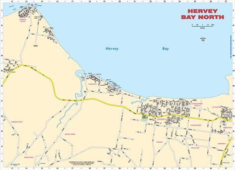 Printable Map Hervey Bay | hervey bay maps my blog