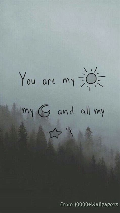 imagenes sin frases tumblr tu eres mi sol mi luna y todas mis estrellas frases