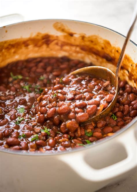 Tin Table Homemade Baked Beans With Bacon Southern Style