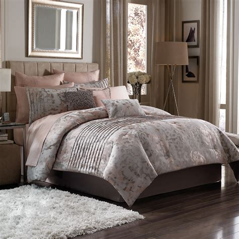 blush bedding sets manor hill muse bed in a bag from beddingstyle com