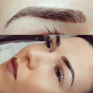 tattoo eyebrows st john s microblading getting the perfect eyebrows canyon news