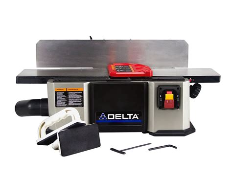bench joiners delta power tools 37 071 6 inch midi bench jointer ebay