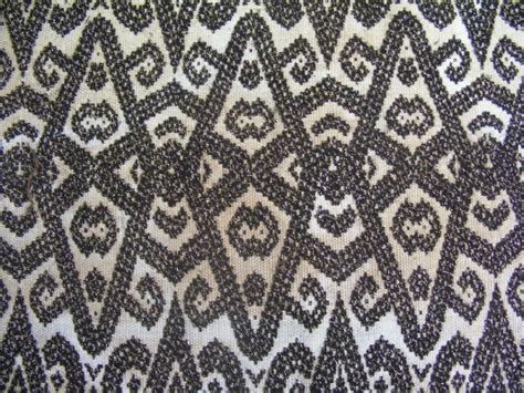 Borneo Ikat ikat bidang skirt dress borneo ritual textile 34
