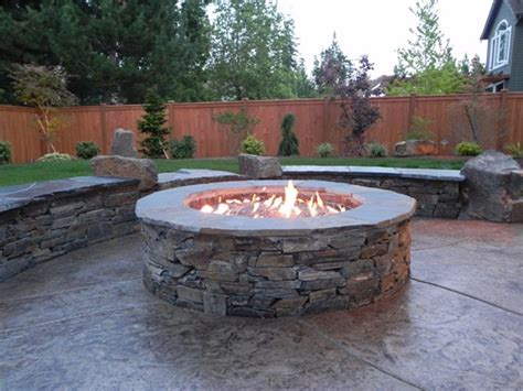 Firepit In Backyard 15 Pit Ideas To Light Your Garden Club
