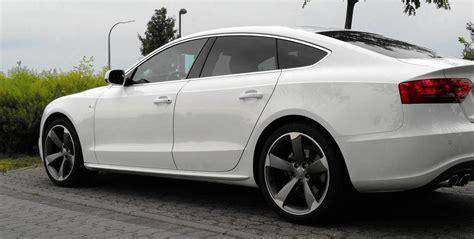 Audi A5 Sportback Sline by A5 Sportback S Line Audi A5 8t Sportback 2 0 Tdi
