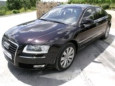 Audi A8 Quattro by Audi A8 4 2 Quattro Tiptronic Photos And Comments Www