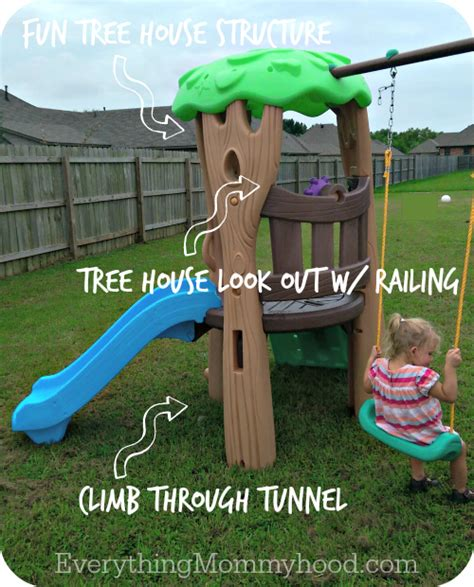 little tikes tree house swing set little tikes treehouse swing set reviews diy plans fine woodworking blog