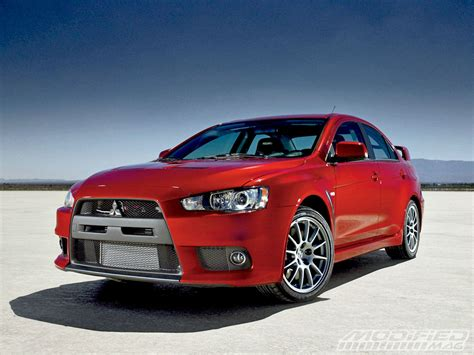 lancer evo 2009 mitsubishi evo x modified magazine
