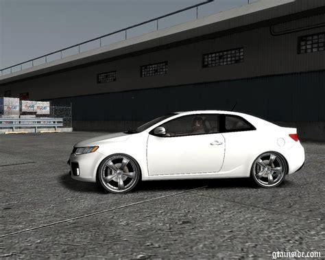Kia Cerato Vs Gta 4 2011 Kia Cerato Coupe Vs 1 0 Mod Gtainside