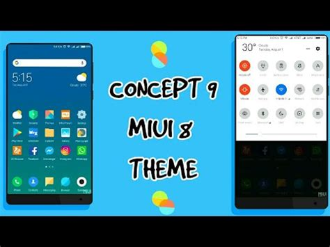 miui themes translated miui 8 third party theme concept 9 not in theme store