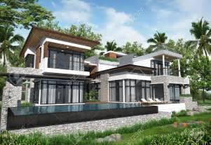 house design pictures thailand brilliant modern tropical house design thailand regarding