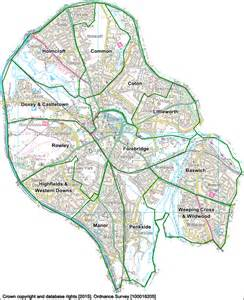 stafford borough council list of wards