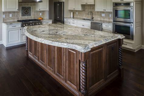 Thick Granite Countertops by 21 Granite Countertop Ideas Ultimate Granite Guide
