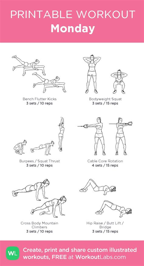 latex tutorial exercises 112 best workout lab images on pinterest exercise
