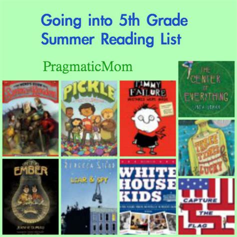 5th grade level picture books 5th grade reading book list rachael edwards