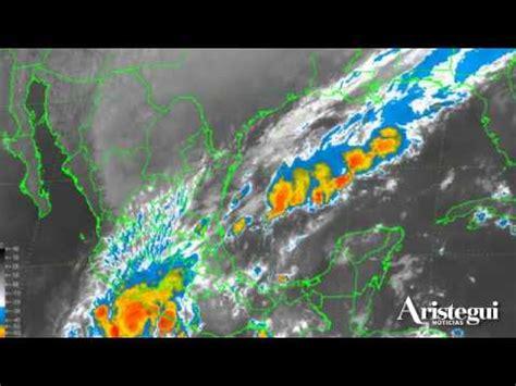 imagenes satelitales free im 225 genes satelitales del hurac 225 n raymond youtube