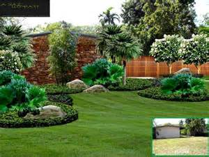 miami shores landscaping and hardscape proposal tropical rendering other metro by a