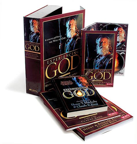 god of creation leader kit a study of genesis 1 11 books experiencing god leaders kit revised and updated bmi