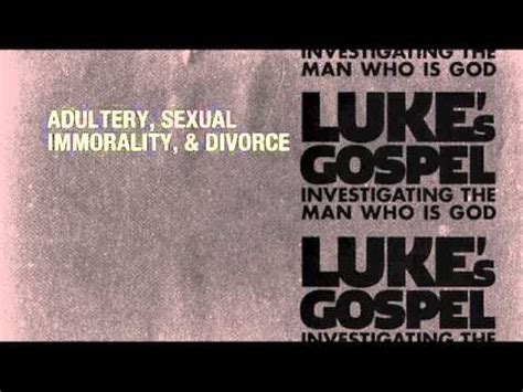 adultery sexual immorality  divorce mark driscoll