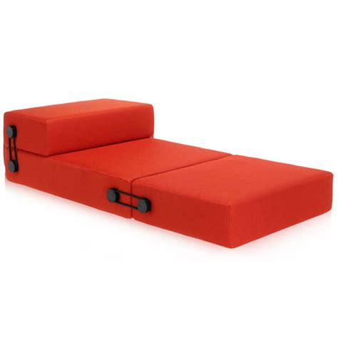 size flip cushion sofa bed trix 174 convertible folding sleeper sofa guest bed kartell