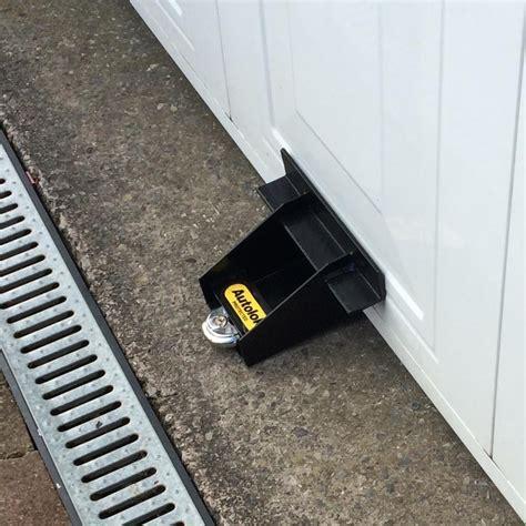 door blocker security door stopper alarm door stop