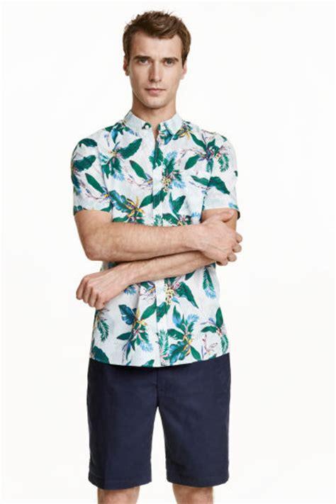 tendencias camisas para hombre primavera verano 2015 moda 2016 juvenil hombre