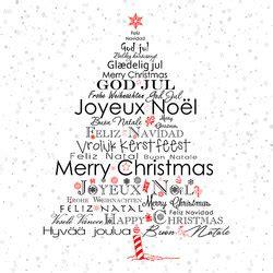 words     merry christmas